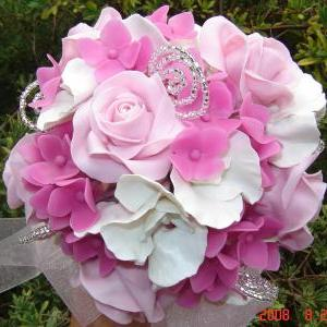 Wedding Bouquet Bridal Bouquet Vint..